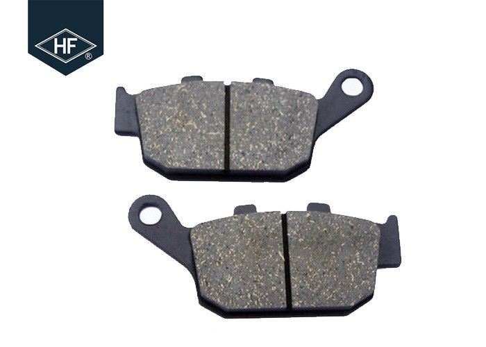 Bajaj CT100 Motorcycle Brake Pads Friction Code 0.4u - 0.45u Long Life Brake Parts