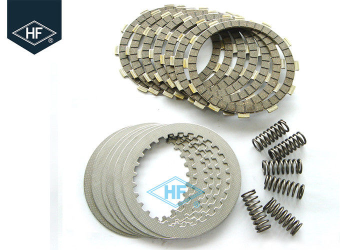 Replacement Durable Dirt Bike Clutch Kit For Motorcycle Kawasaki KLX 400R